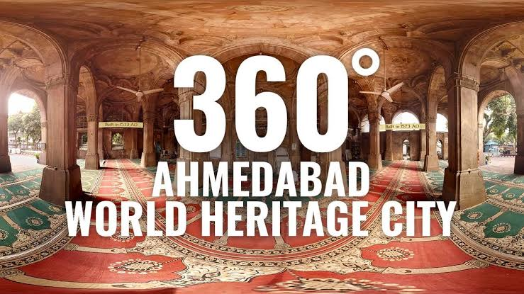 Ahmedabad - World Heritage City of India