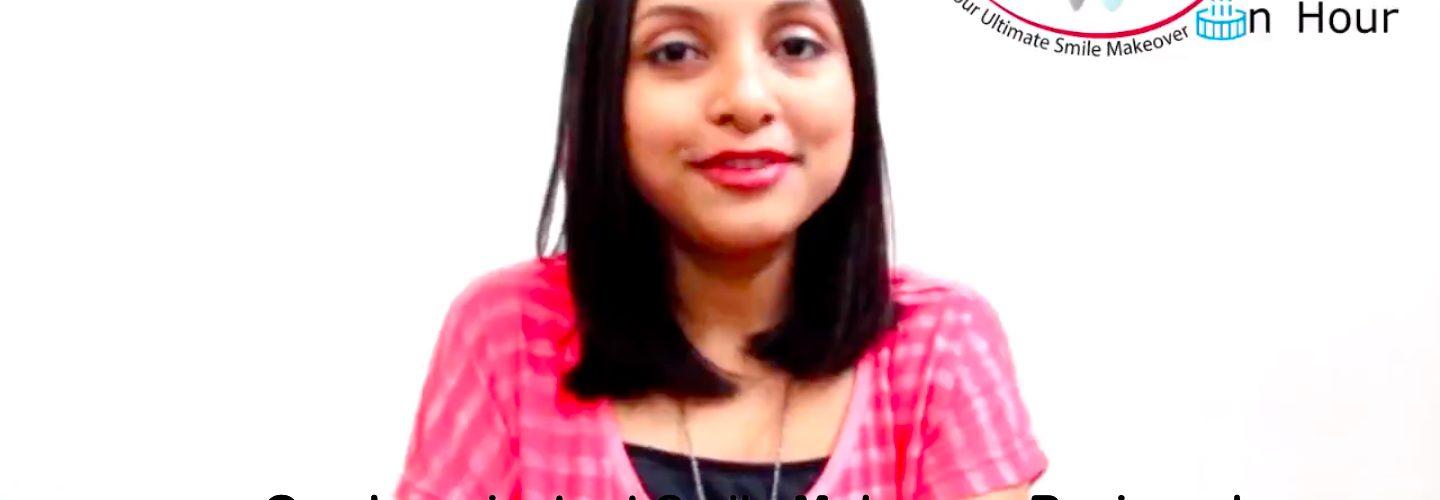 """One-hour-instant-Smile-Makeover-Reviews-by-""""SMILE-IN-HOUR""""-Cosmetic-Clinic-Ahmedabad"""